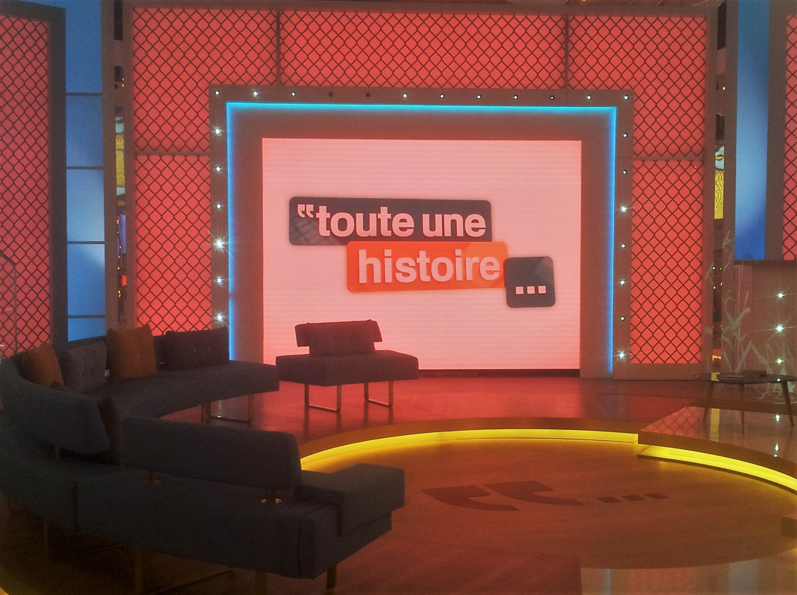 sophie davant france 2 L'histoire continue