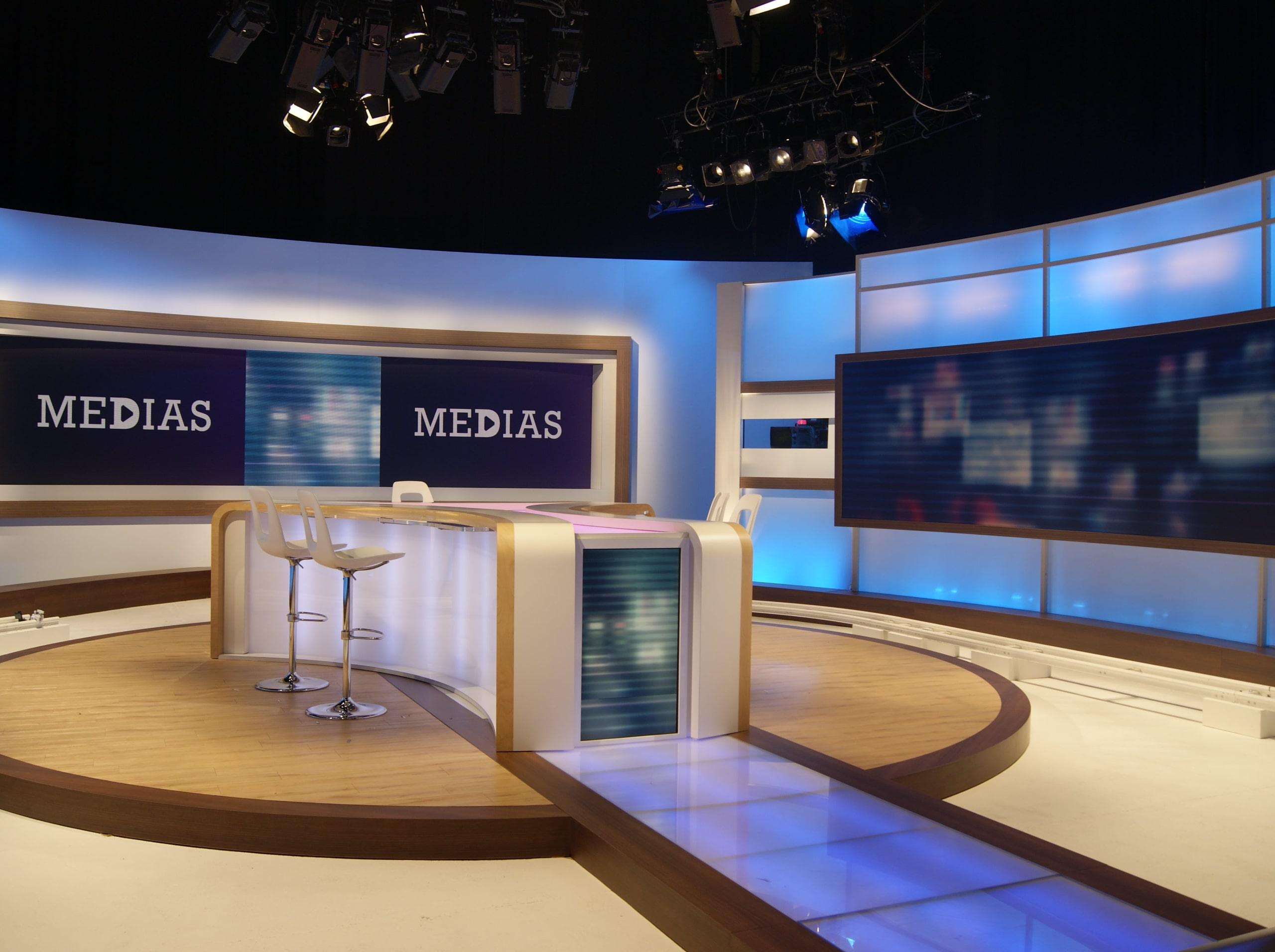 ecran led de media le mag
