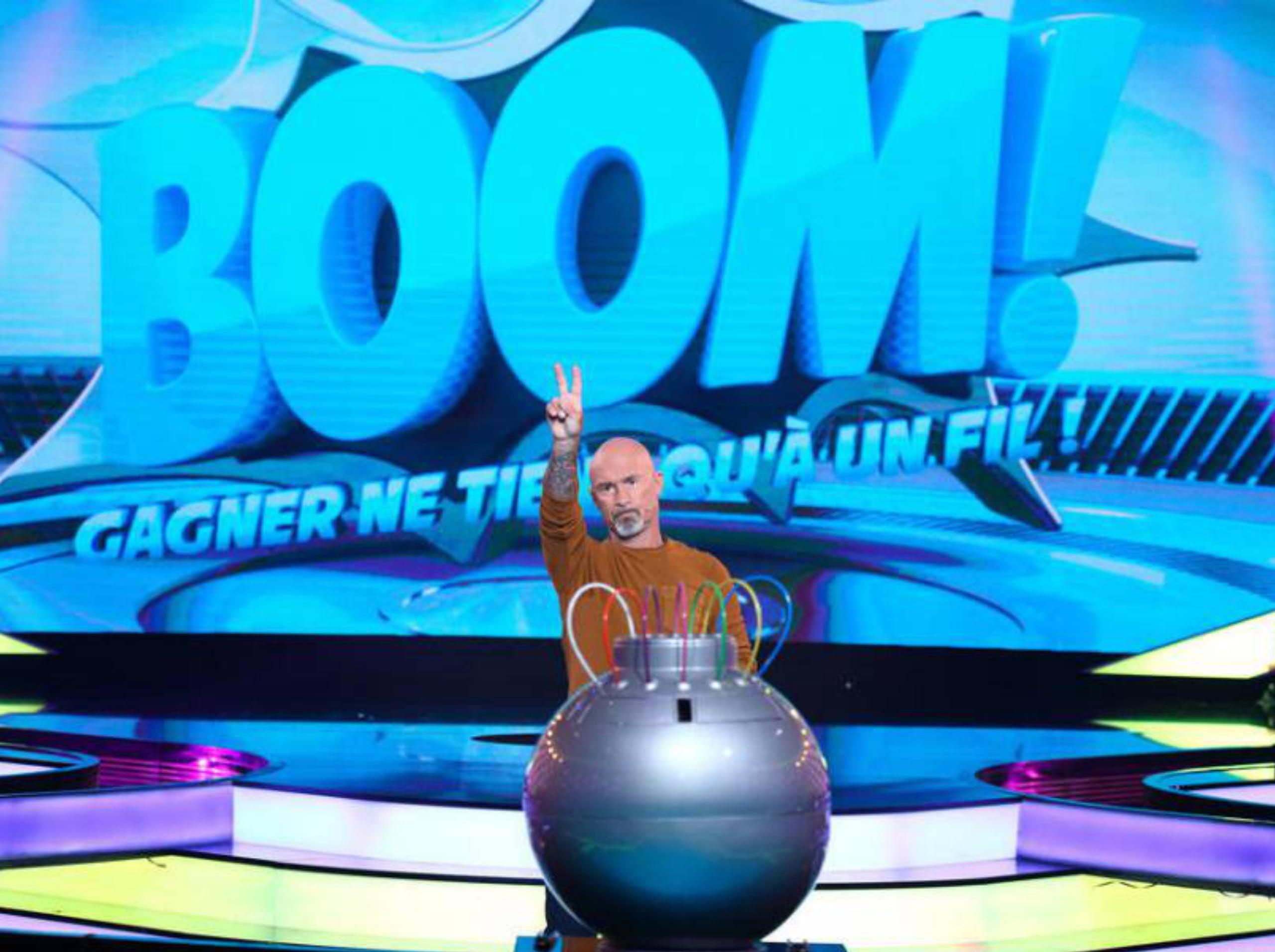 TF1 boom